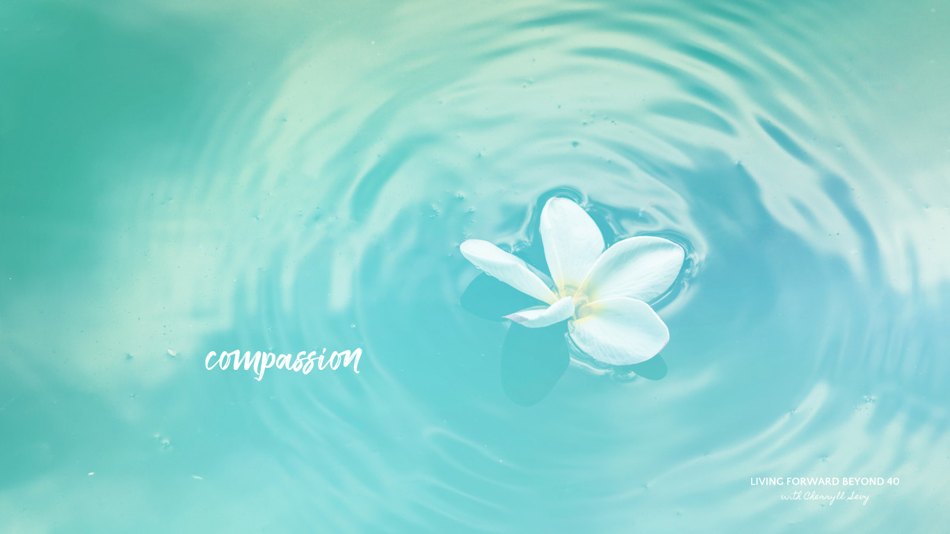 Compassion tablet wallpaper